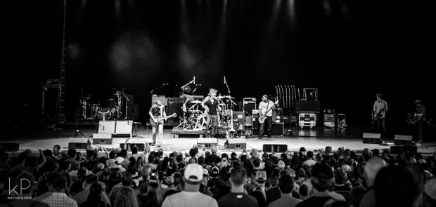 Trombone Shorty & Orleans Avenue :: Photo courtesy of KP Photography