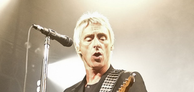 Paul Weller :: Courtesy of route1photos.com