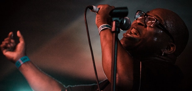Barrence Whitfield and the Savages :: Photo courtesy of Chromatic Anthem