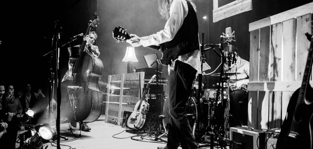 The Wood Brothers :: Courtesy of KP Photography
