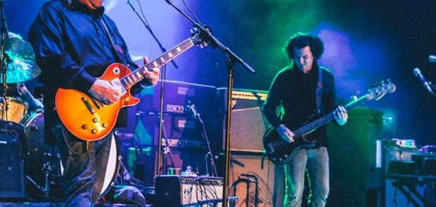 Gov't Mule at The Taft Theatre courtesy of Rubato Photo