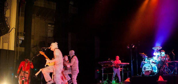 Here Come the Mummies :: Courtesy of Michael Kearns
