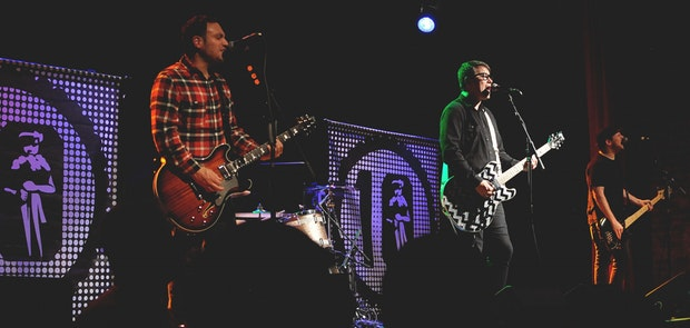 Hawthorne Heights :: Courtesy of Savannah Chambers Photography