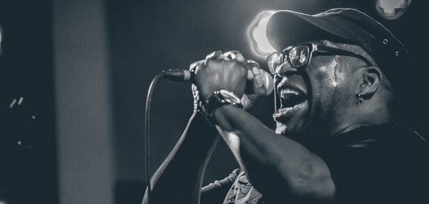 Barrence Whitfield And The Savages :: Courtesy of Rubato Photo