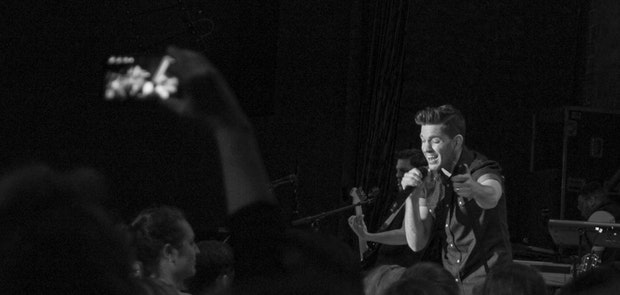 Andy Grammer :: Courtesy of Studio 22 Photography