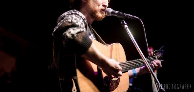 Tyler Childers & the Foodstamps :: Courtesy of KP Photography