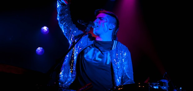 Photos of Walk The Moon at Bogart's :: Courtesy of Jewels Huber Photography