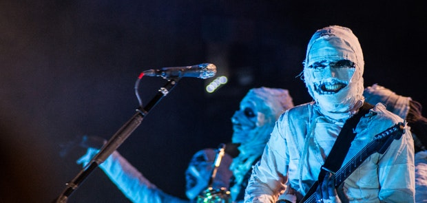 Here Come The Mummies :: Courtesy of KP Photography