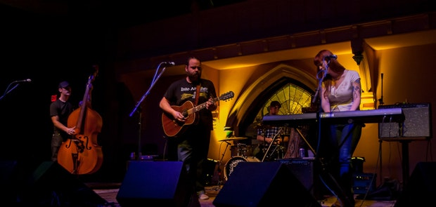 Arlo McKinley & The Lonesome Sound :: Courtesy of Wayne Litmer Photography