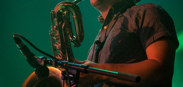 Trombone Shorty and Orleans Avenue :: Courtesy of Matt Steffen Photography