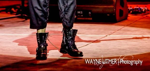 Jeff Beck :: Courtesy of Wayne Litmer Photography