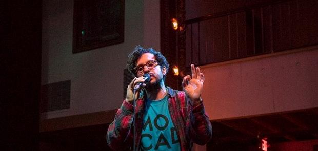 Yoni Wolf :: Courtesy of Chromatic Anthem