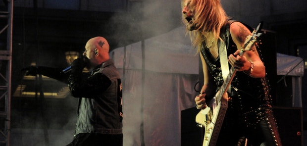 Judas Priest :: Courtesy of michael gabbard photography