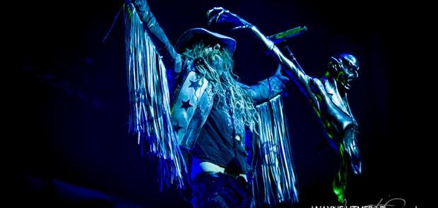 Rob Zombie :: Courtesy of Wayne Litmer Photography