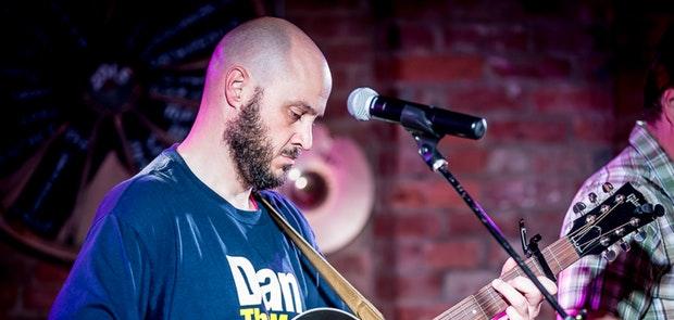 The Simply Dan String Band :: Courtesy of Wayne Litmer Photography