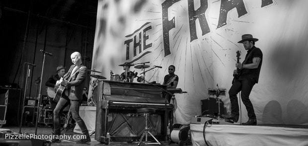 The Fray :: Courtesy of Pizzelle Photography