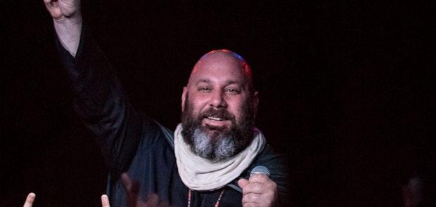 Sage Francis :: Courtesy of Chromatic Anthem