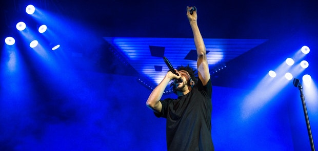 J. Cole :: Courtesy of KP Photography
