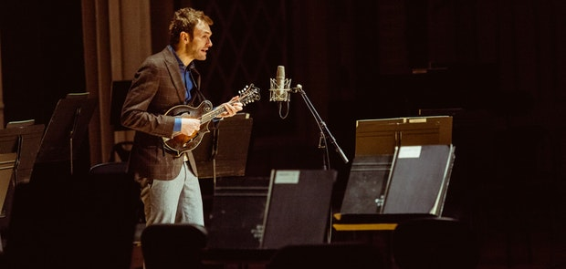 Chris Thile :: MusicNOW Festival :: Rubato Photo