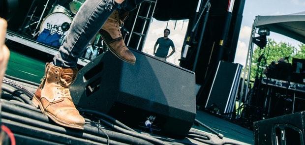 Black Pistol Fire :: Photo by Rubato Photo