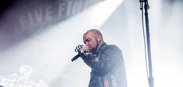 Five Finger Death Punch / Shinedown