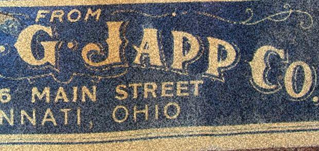Japp's Annex
