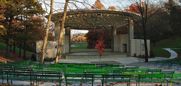 Seasongood Pavilion