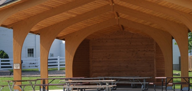 Community Park Performance Pavilion
